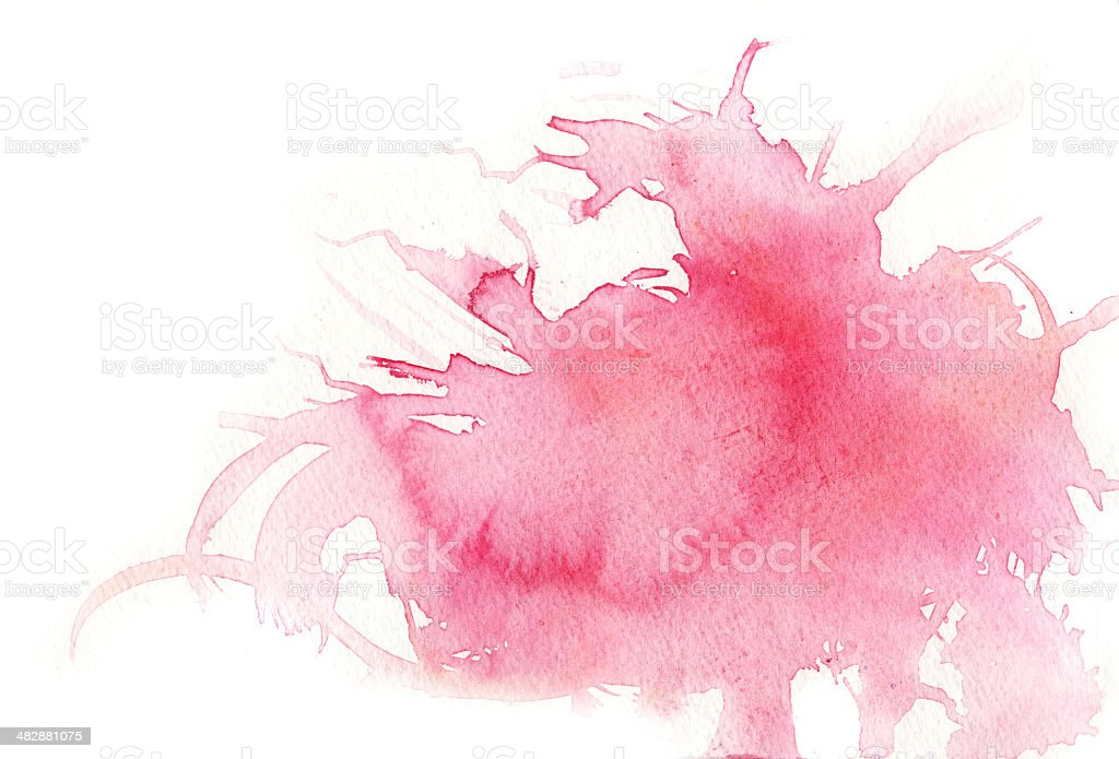 pink formation royalty-free stock vector art