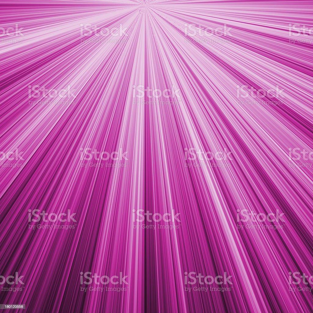 pink light rays vector art illustration