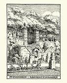 Pitmedden Garden, Aberdeenshire, Scotland 19th Century