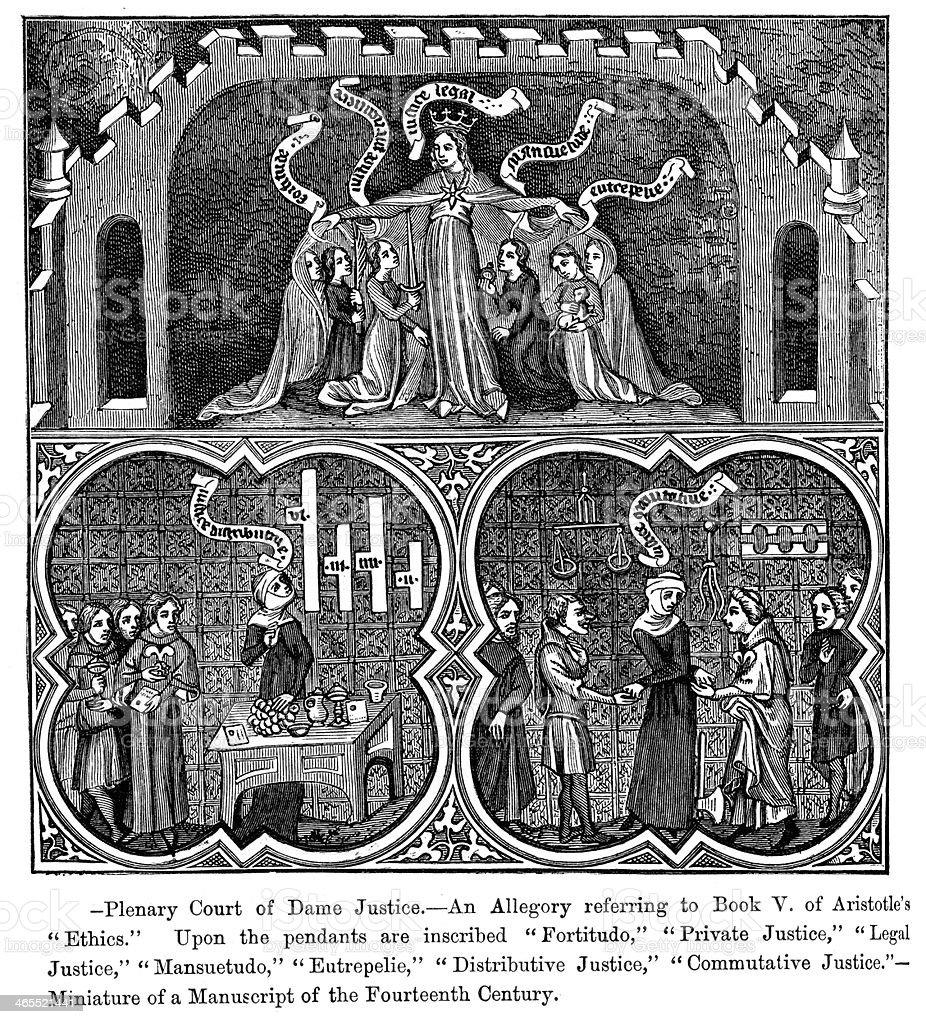aristotles concept of justice essay