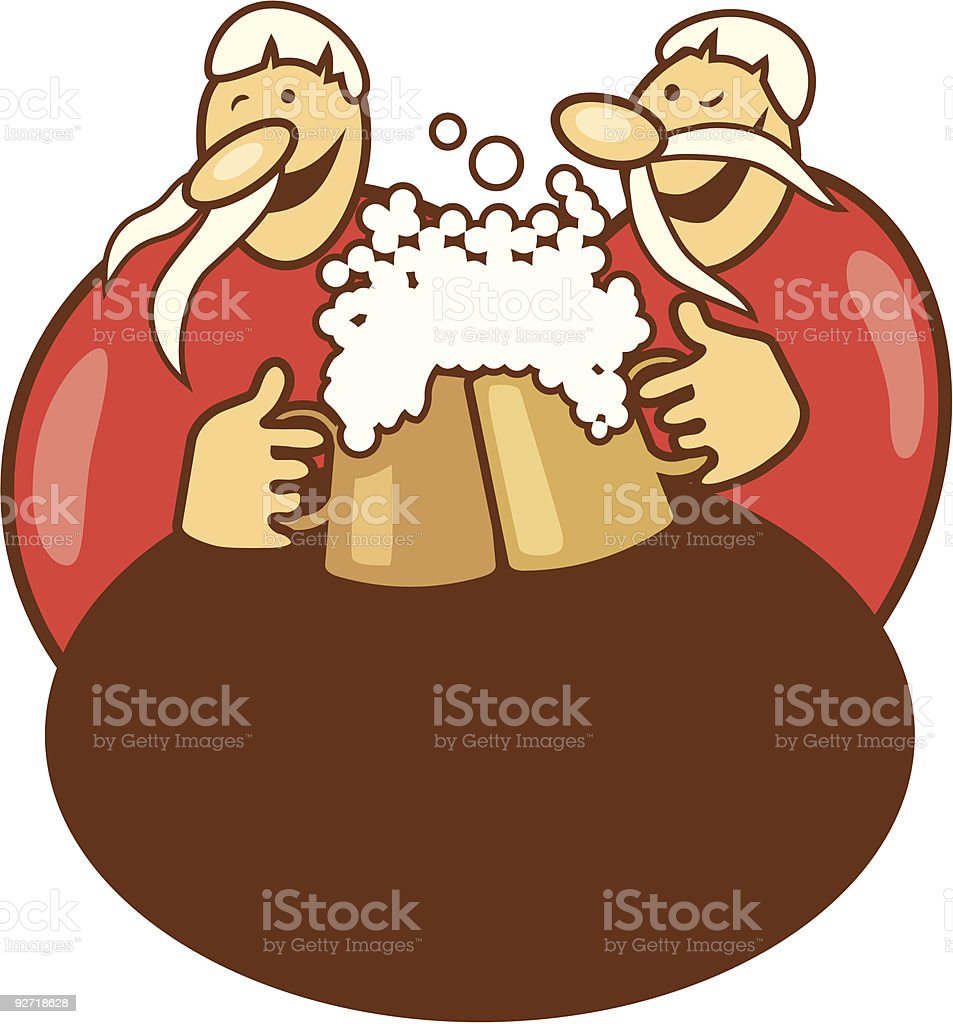 pub logo illustration royalty-free stock vector art