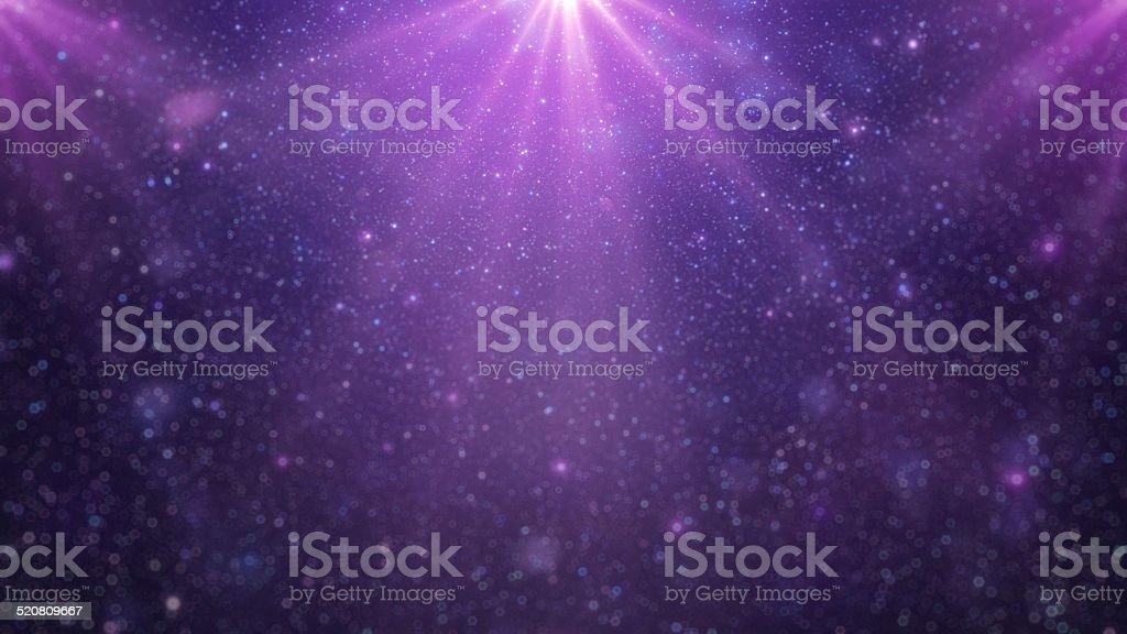 Purple Holiday Background vector art illustration