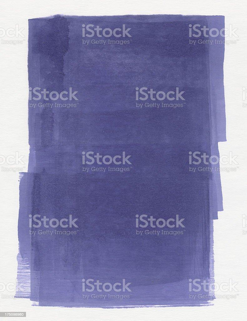 Purple paint royalty-free stock vector art