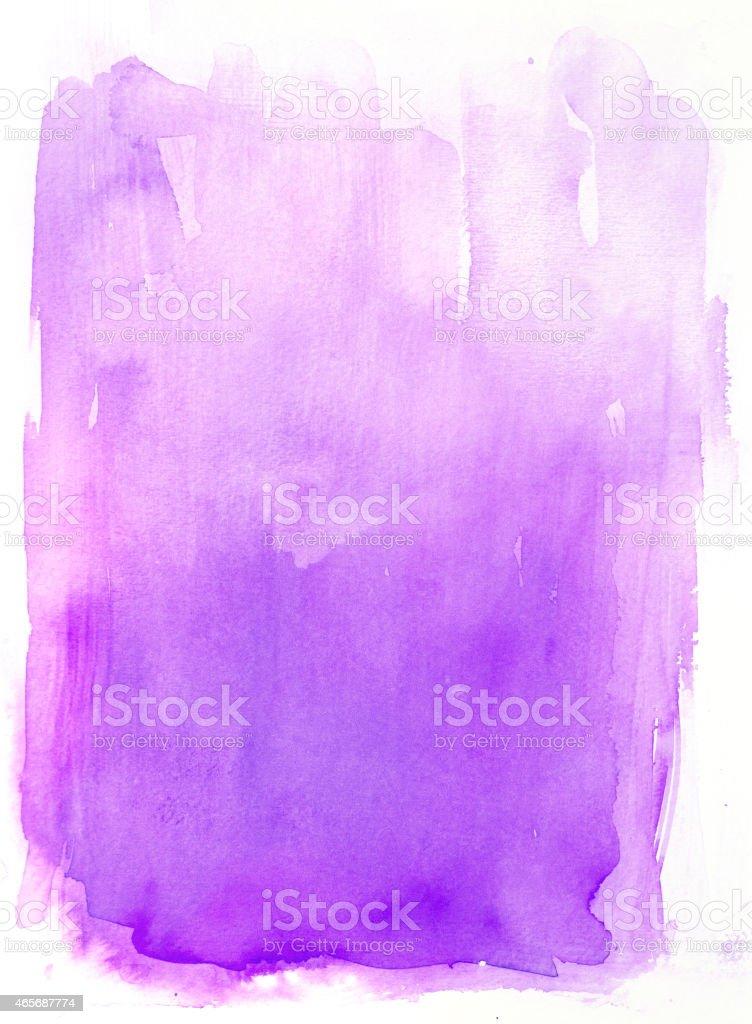 A purple watercolor background vector art illustration