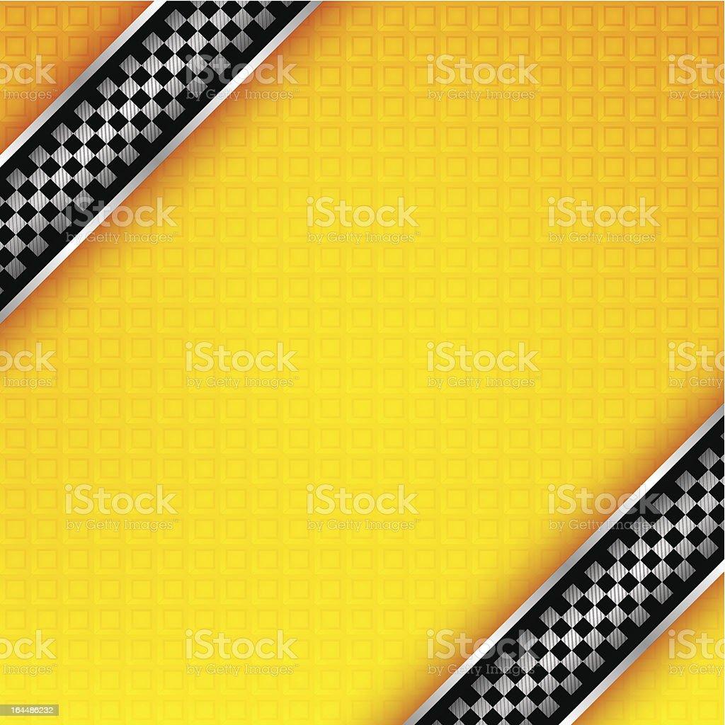 Спортивные ленты фон шаблона векторная иллюстрация
