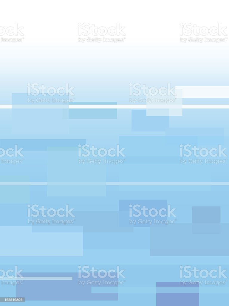 Rectangle Abstract Boxes Background royalty-free stock vector art