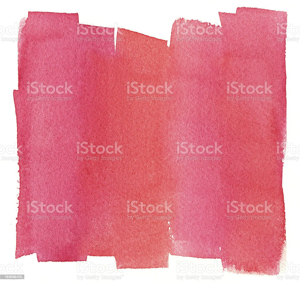 Red Abstract Background vector art illustration