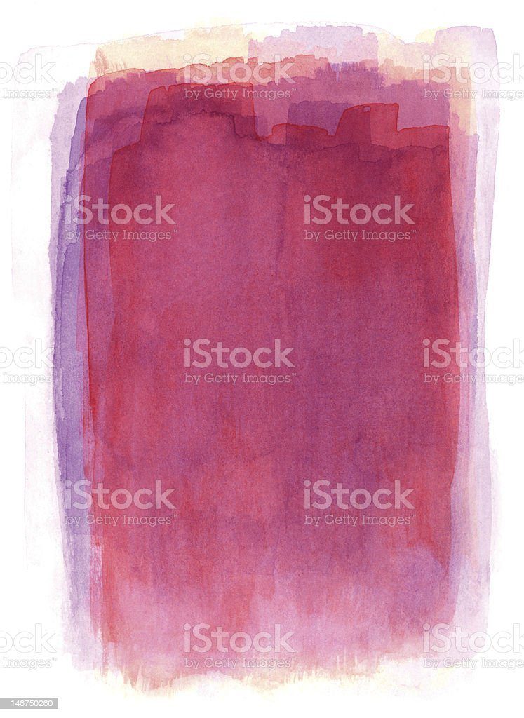 Red & Purple fade royalty-free stock vector art