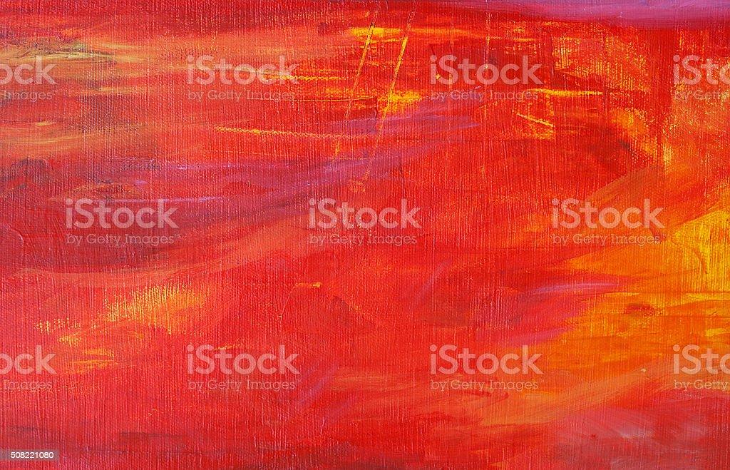 Red Background vector art illustration