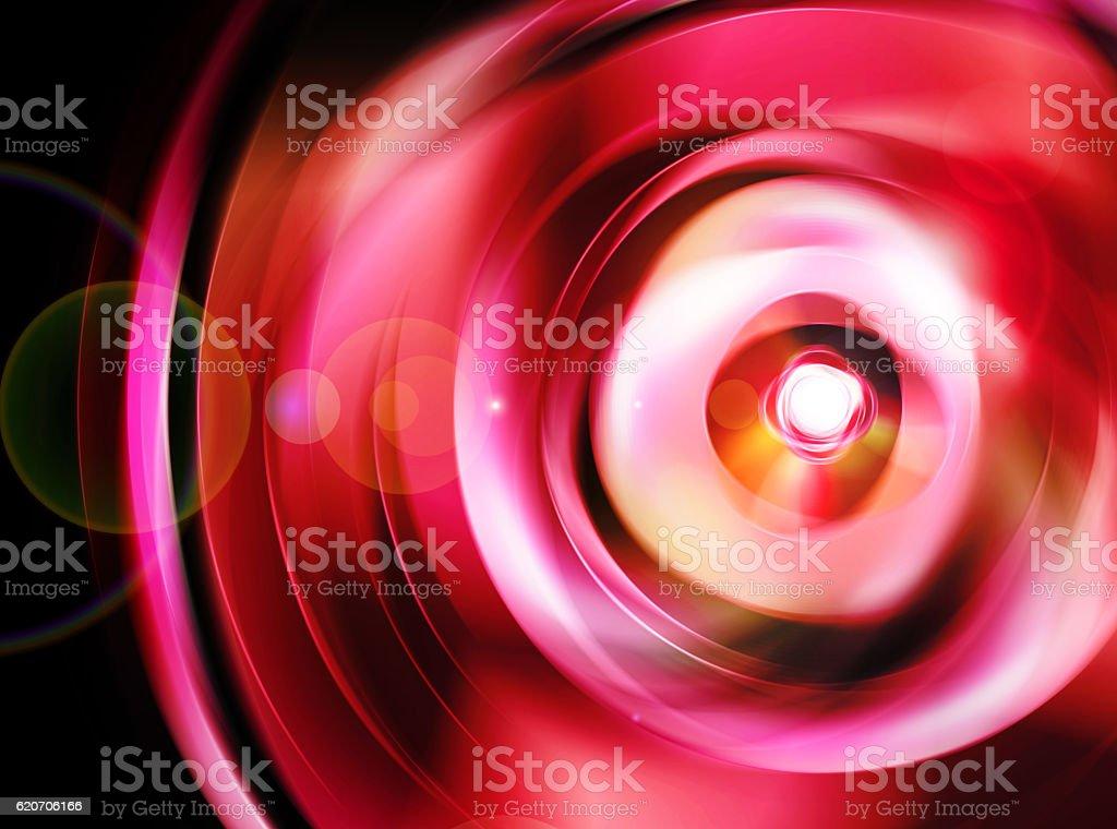 red background like rotation vector art illustration