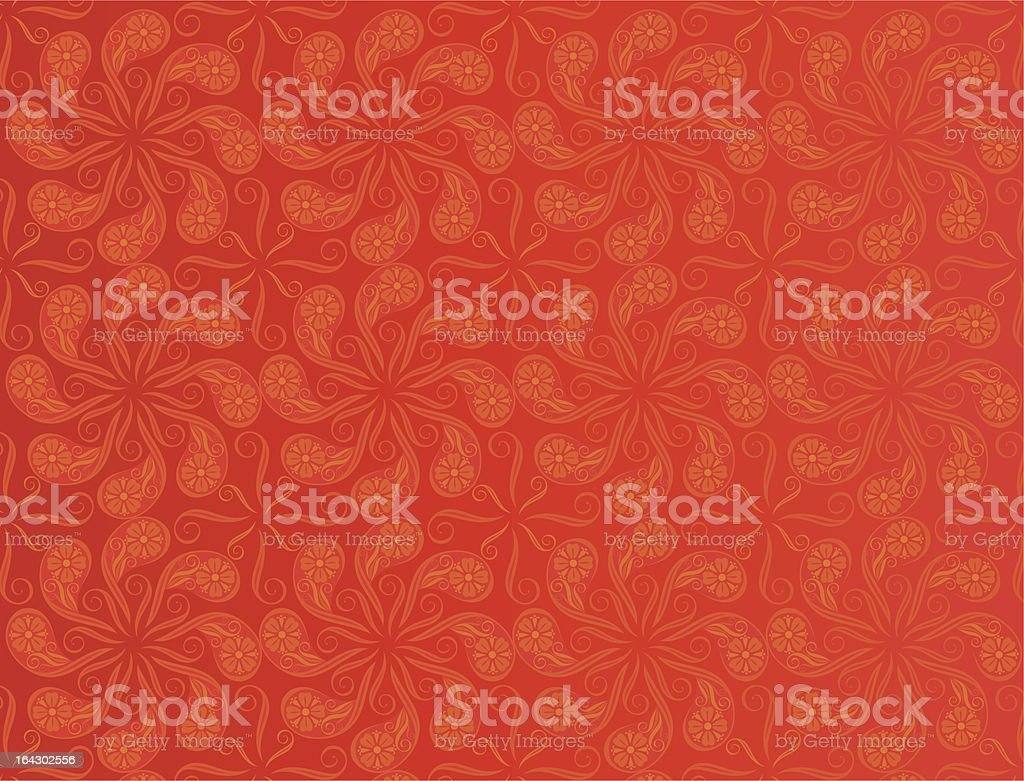 red color pattern royalty-free stock vector art
