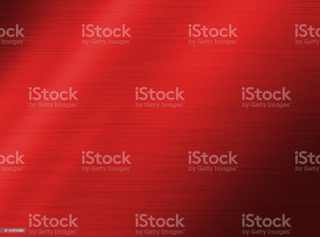 Red metal background vector art illustration