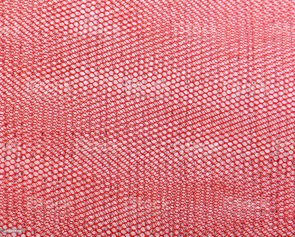 Red net texture close up royalty-free stock vector art