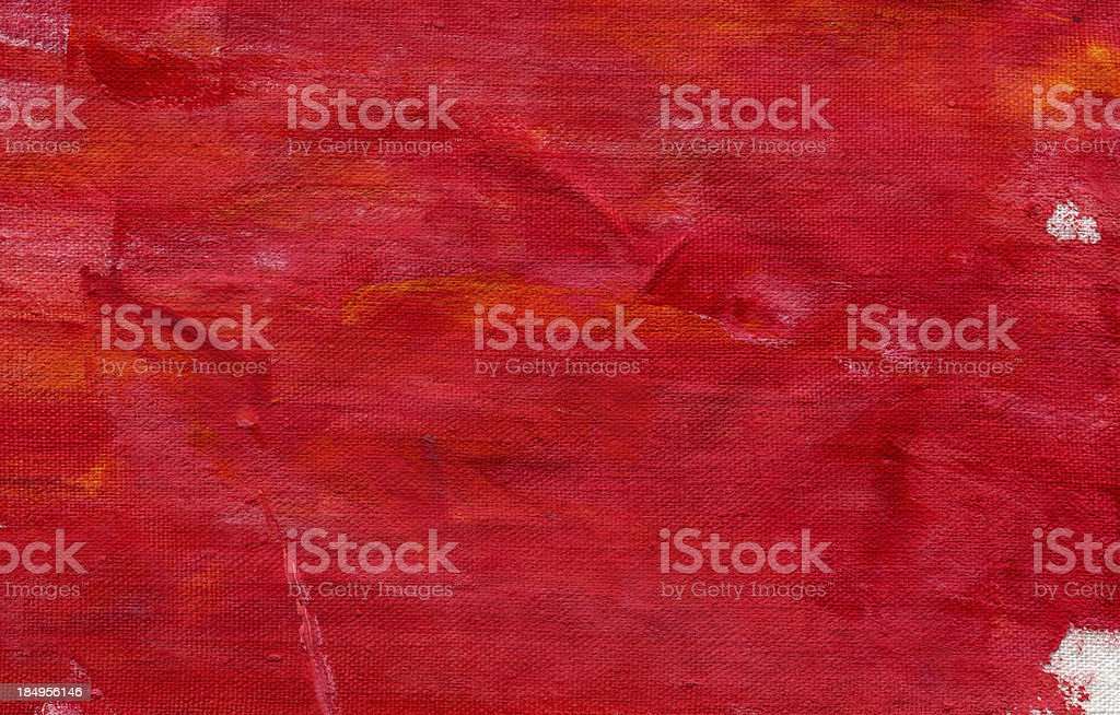 Red Paint royalty-free stock vector art