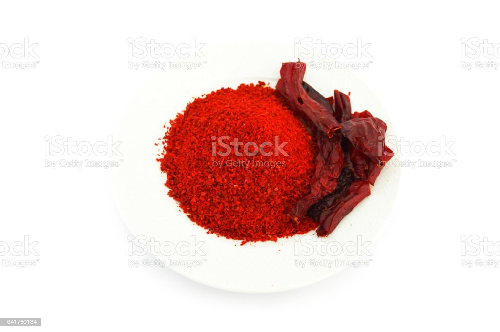 red pepper vector art illustration