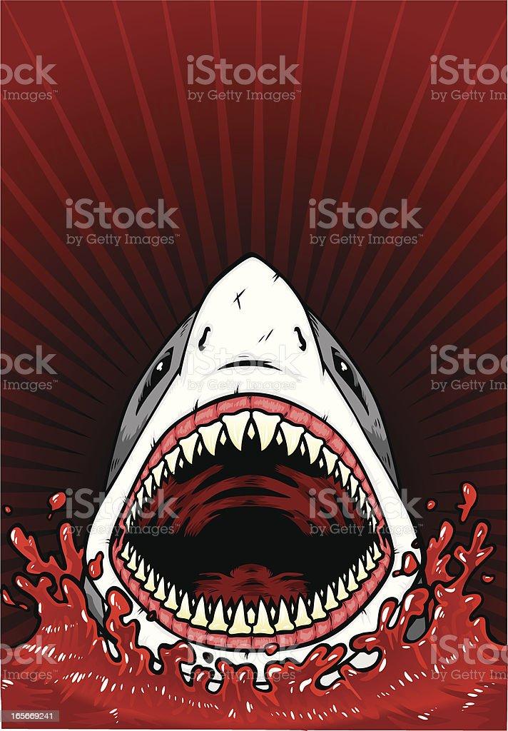 red tide vector art illustration
