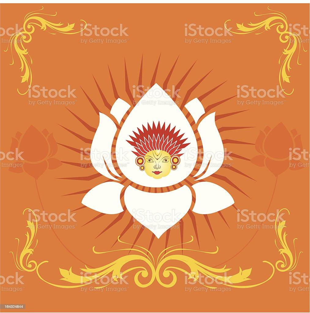Religious royalty-free stock vector art