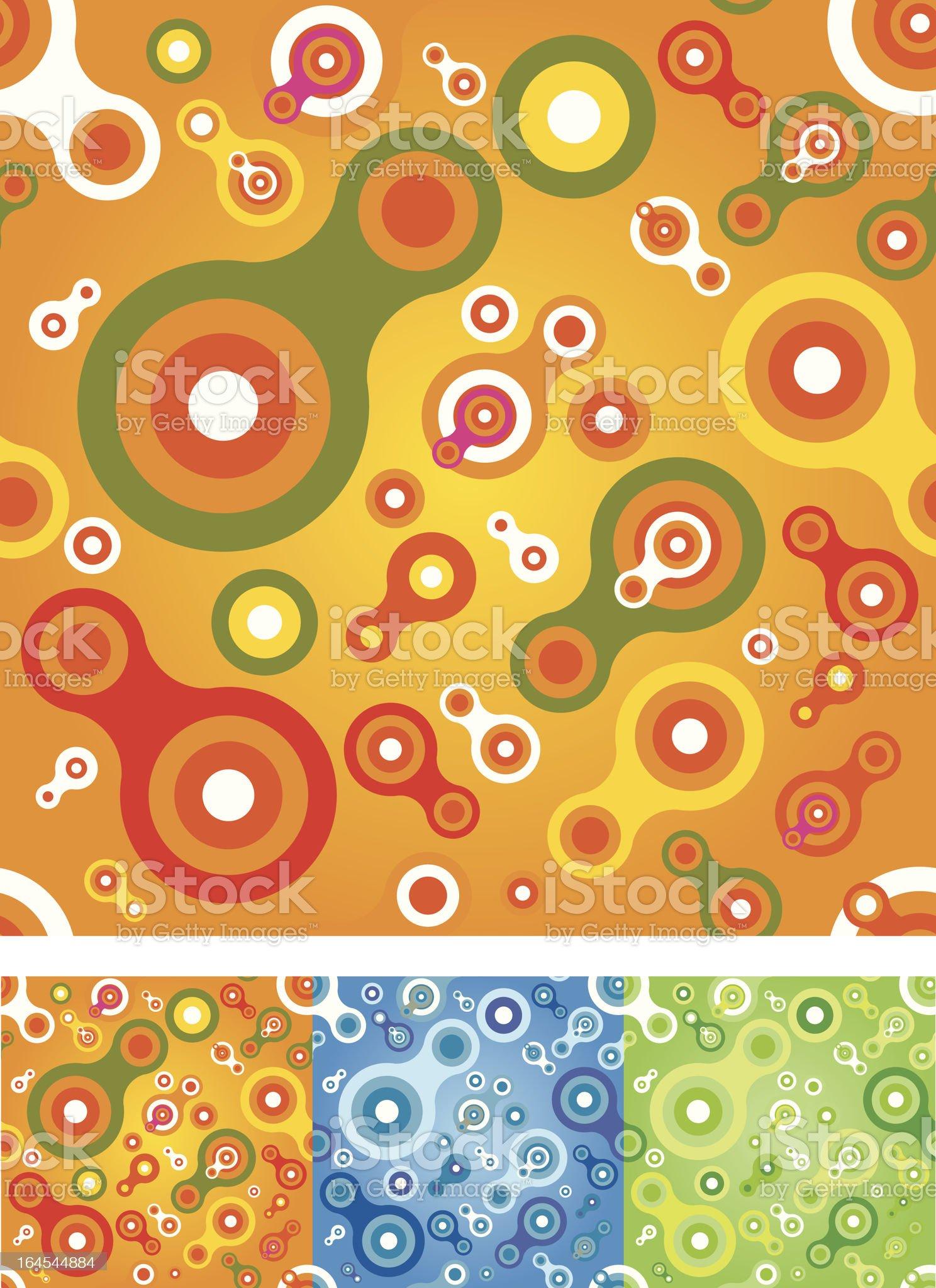 Retro Background royalty-free stock vector art