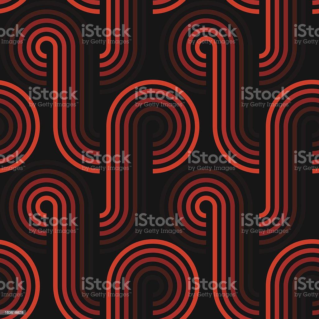 Retro background pattern royalty-free stock vector art