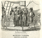 Richard Parker, executed for mutiny