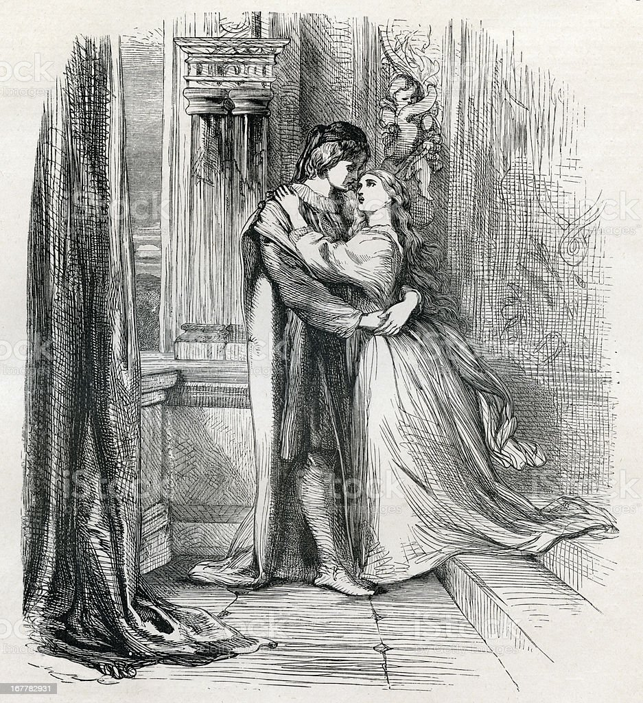 the depiction of true love in william shakespeare romeo and juliet The course of true love never did in romeo and juliet, shakespeare creates a world of violence and generational conflict in by william shakespeare.