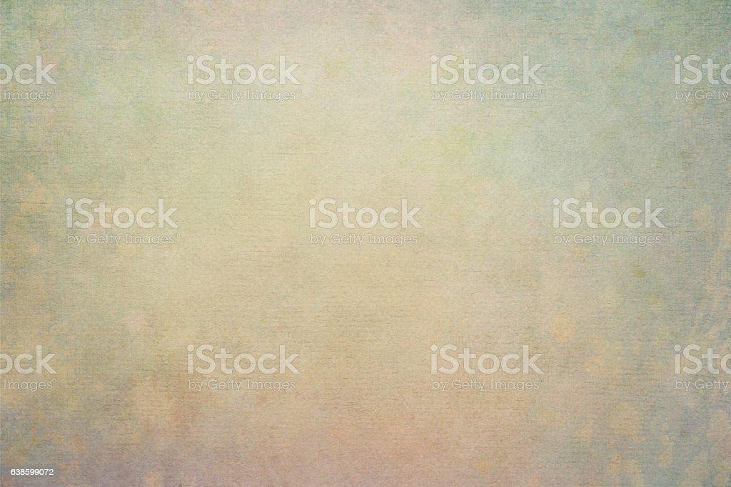 Rugged wrinkled paper background vector art illustration