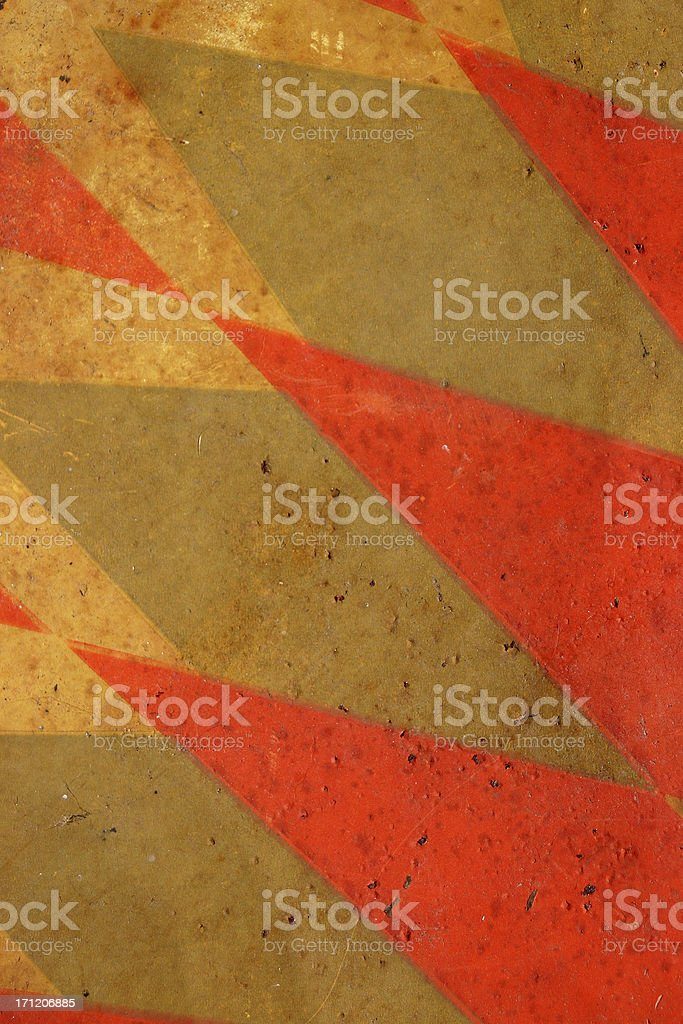 Rusty Sign Abstract Background Detail 4 royalty-free stock vector art