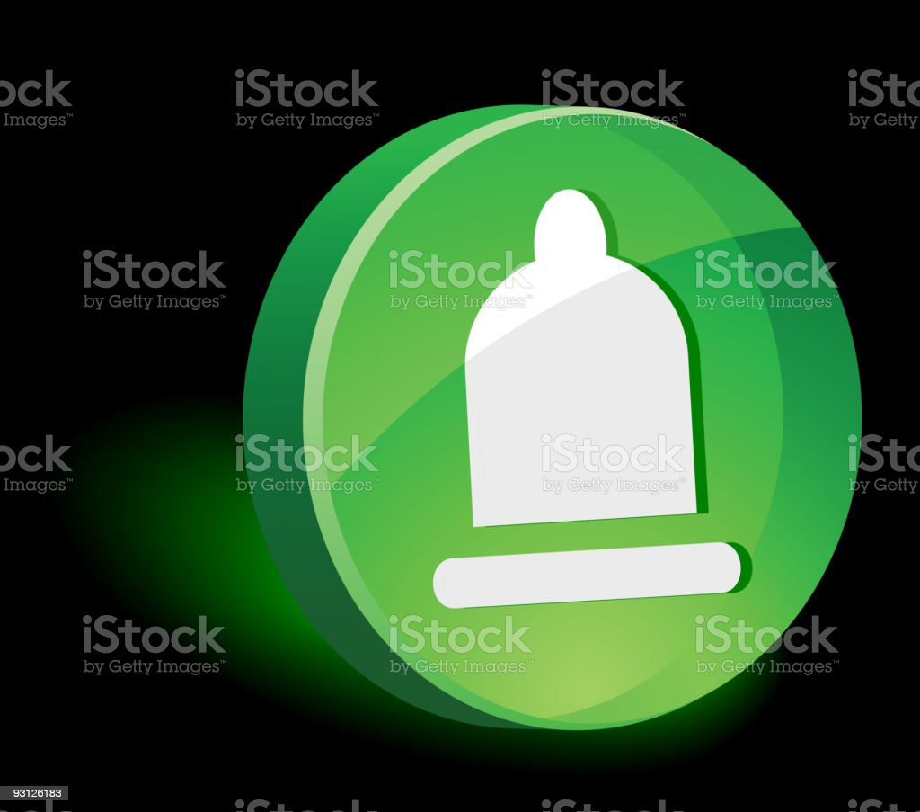 Safety Icon royalty-free stock vector art