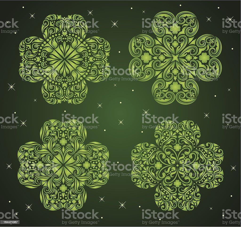 Saint Patrick's Day. royalty-free stock vector art