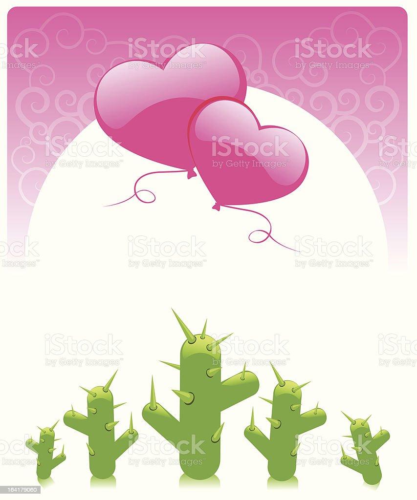 Save Love royalty-free stock vector art