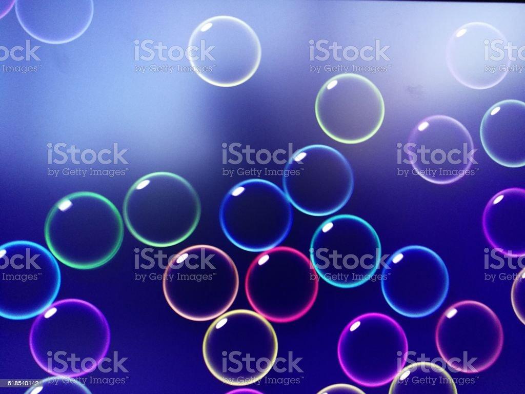 screensaver vector art illustration