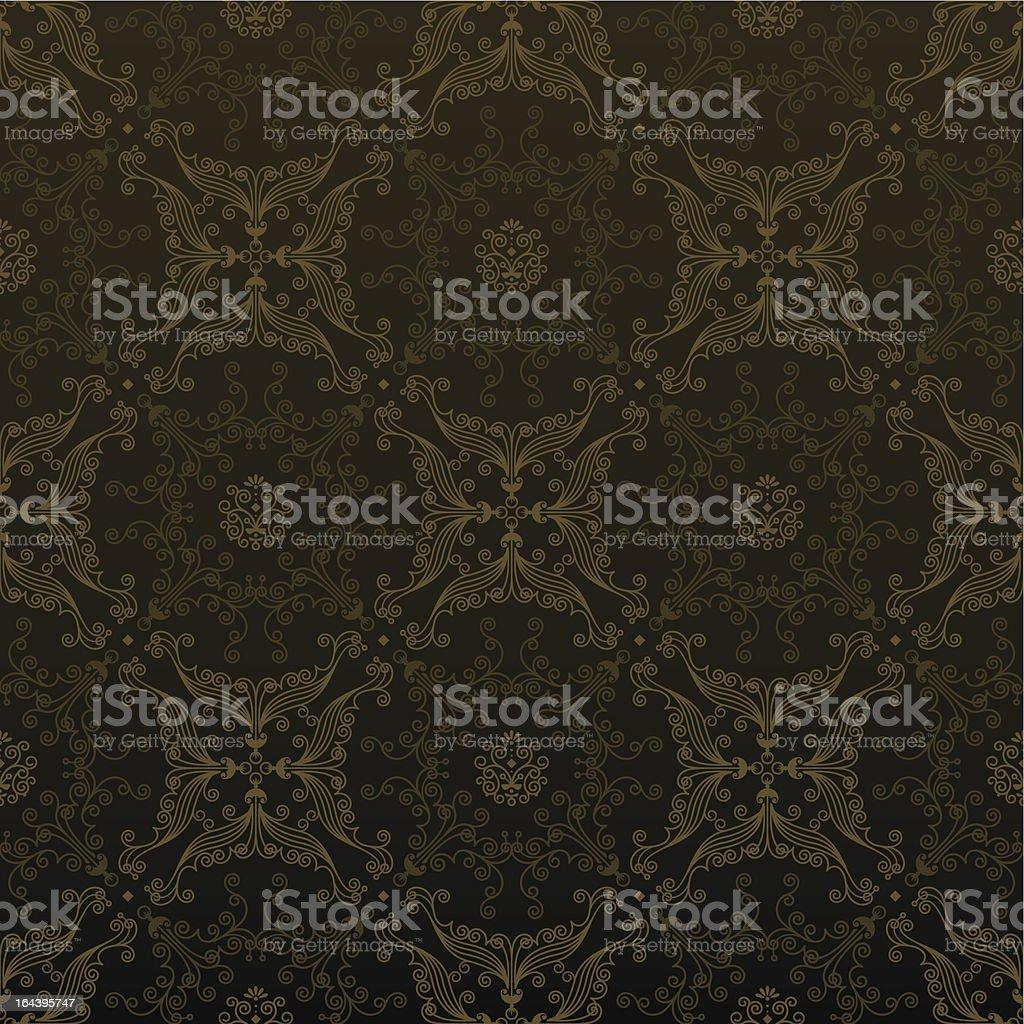 Seamless Gold royalty-free stock vector art