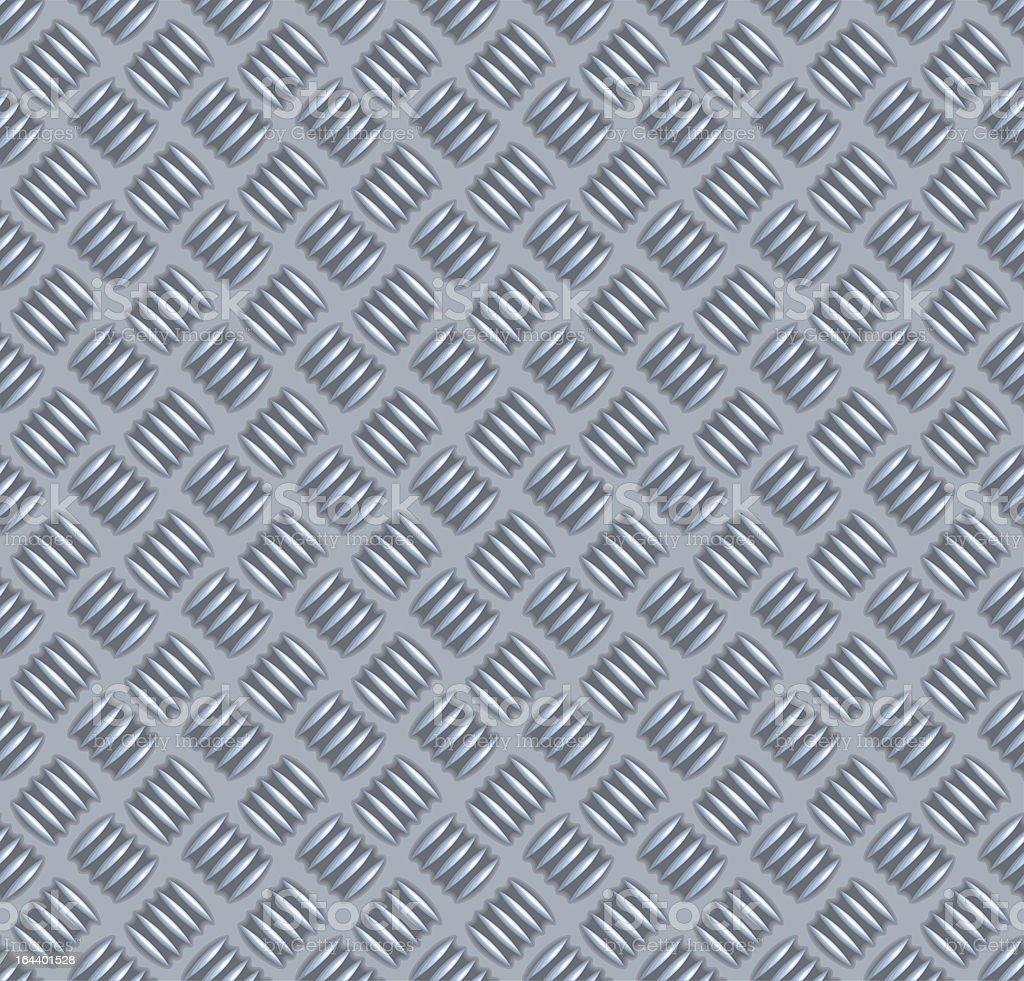 seamless metal plate texture royalty-free stock vector art