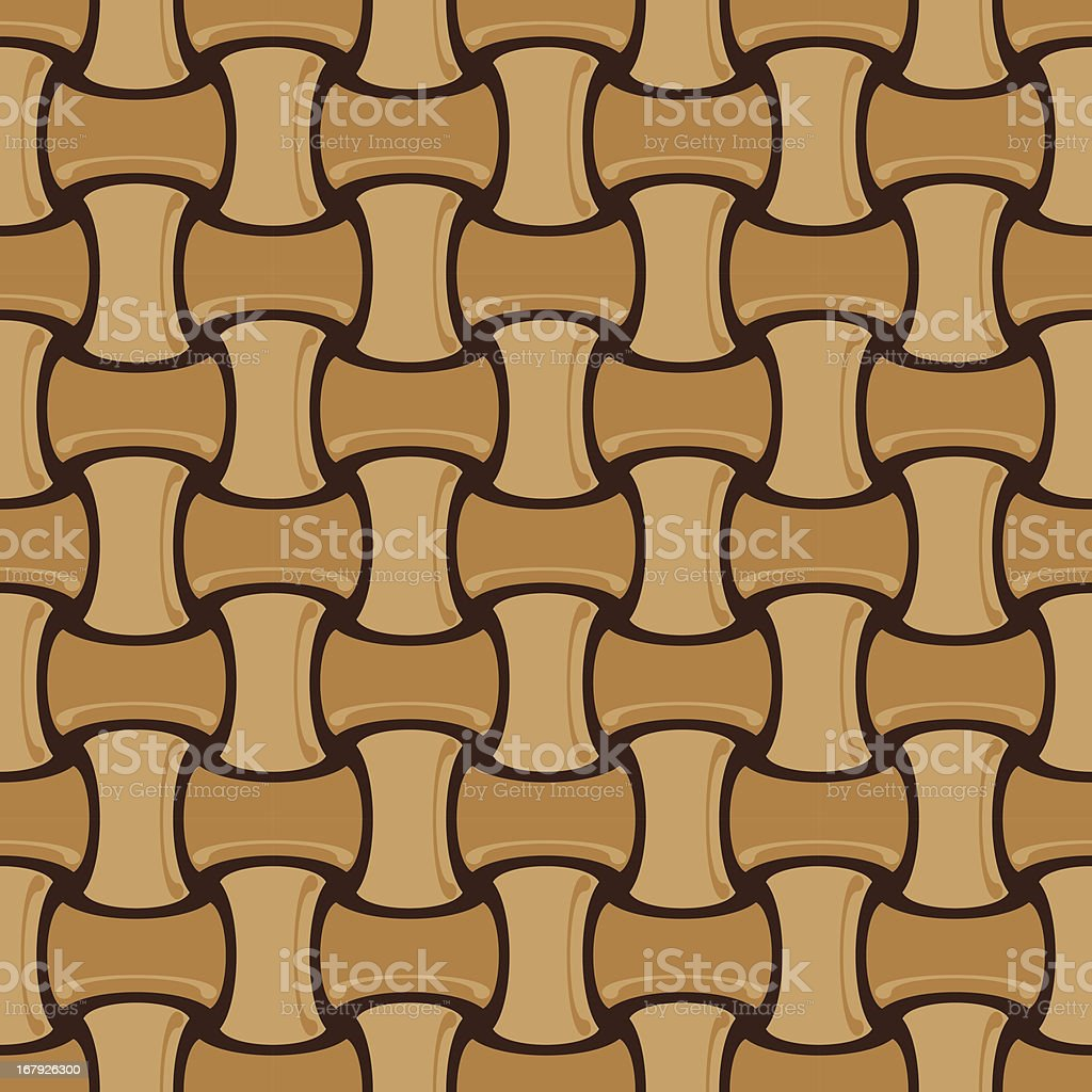 Seamless (repeatable).pattern mat. royalty-free stock vector art