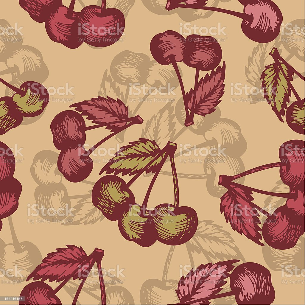 seamless retro background royalty-free stock vector art