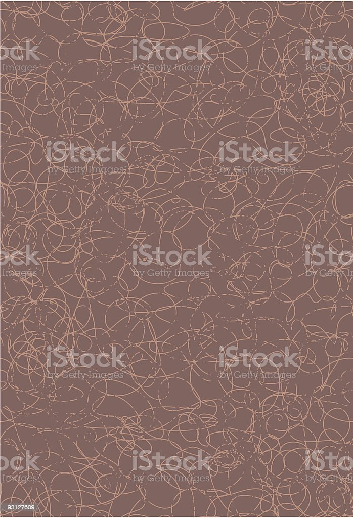 seamless scribble pattern royalty-free stock vector art
