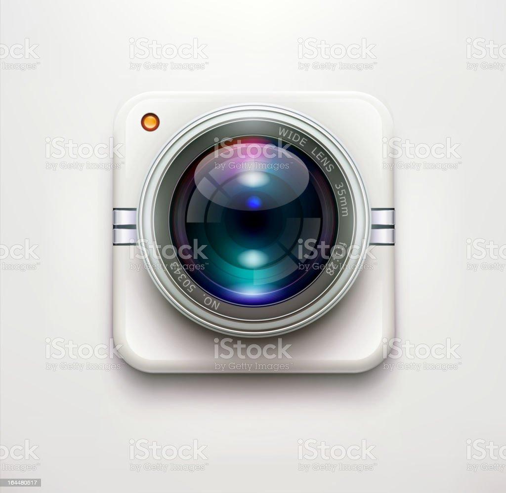 security camera icon royalty-free stock vector art