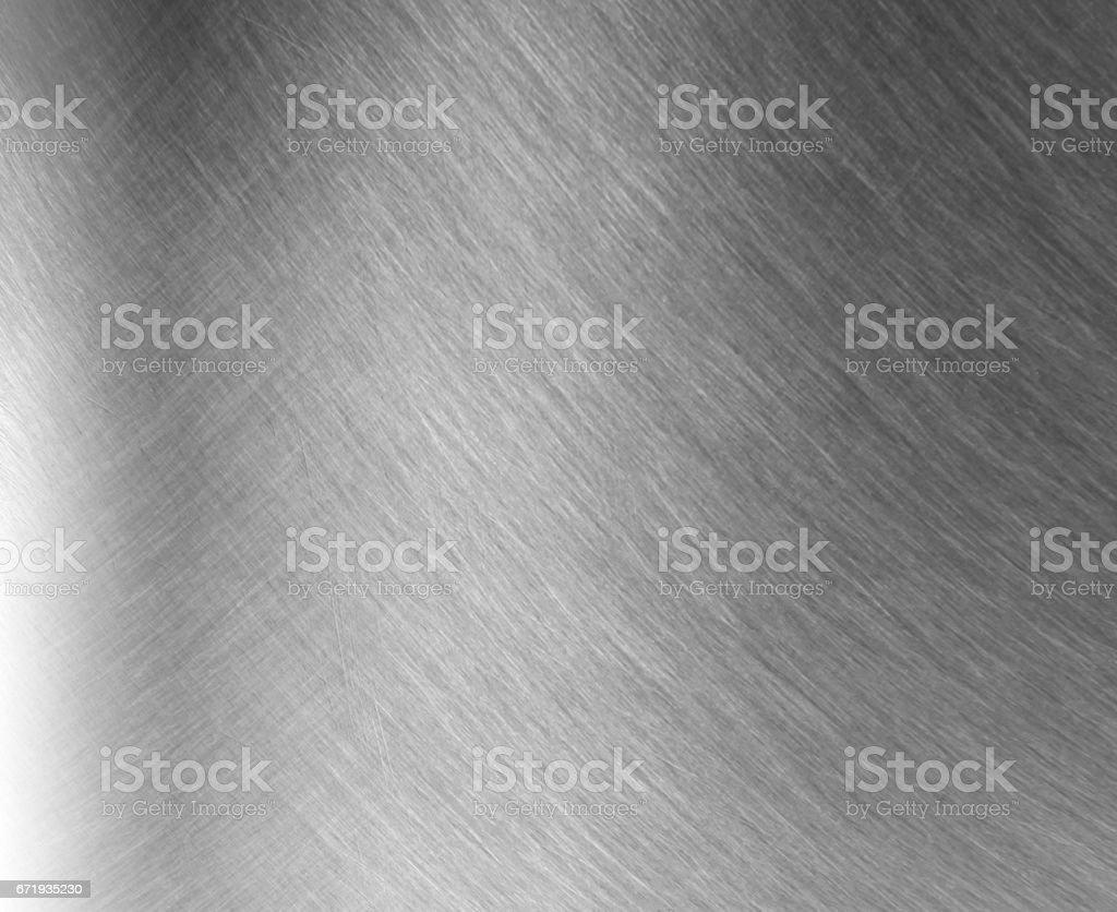 Sheet metal silver solid black vector art illustration