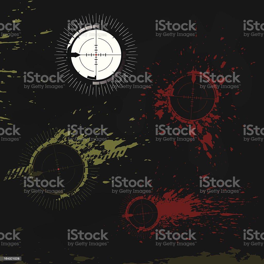 sights royalty-free stock vector art