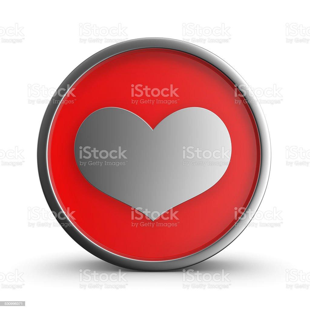 Sign heart. royalty-free stock vector art