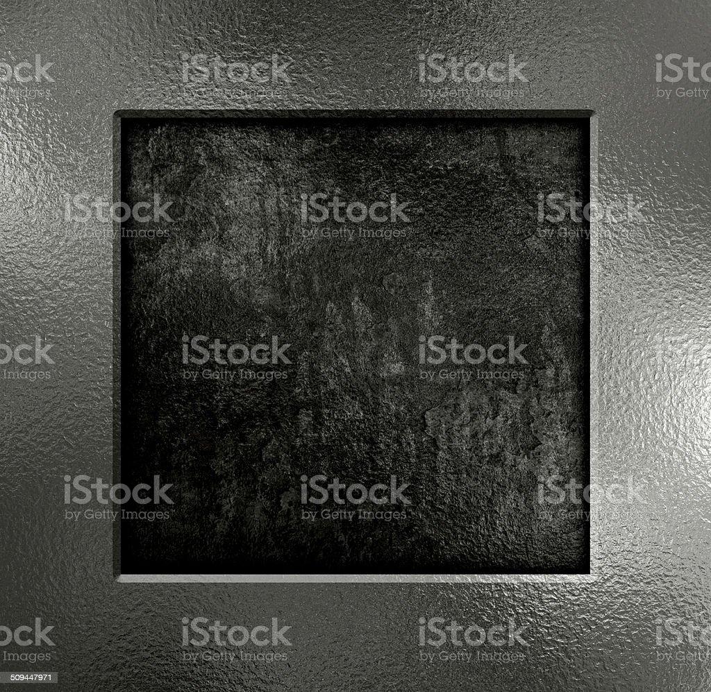 Silver metal background vector art illustration