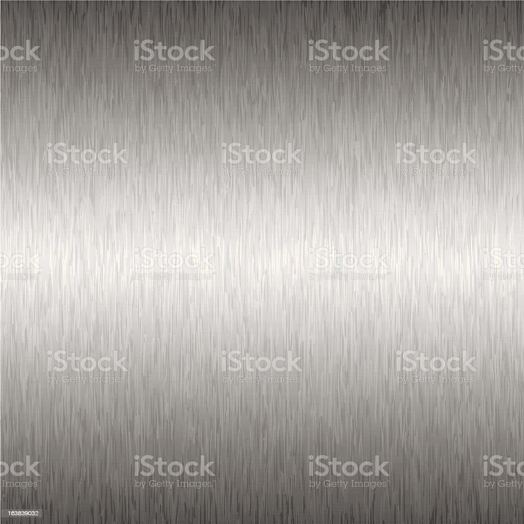 silver square metal background royalty-free stock vector art