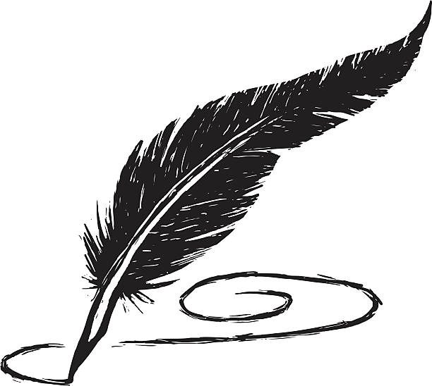 quill and paper clipart - photo #32