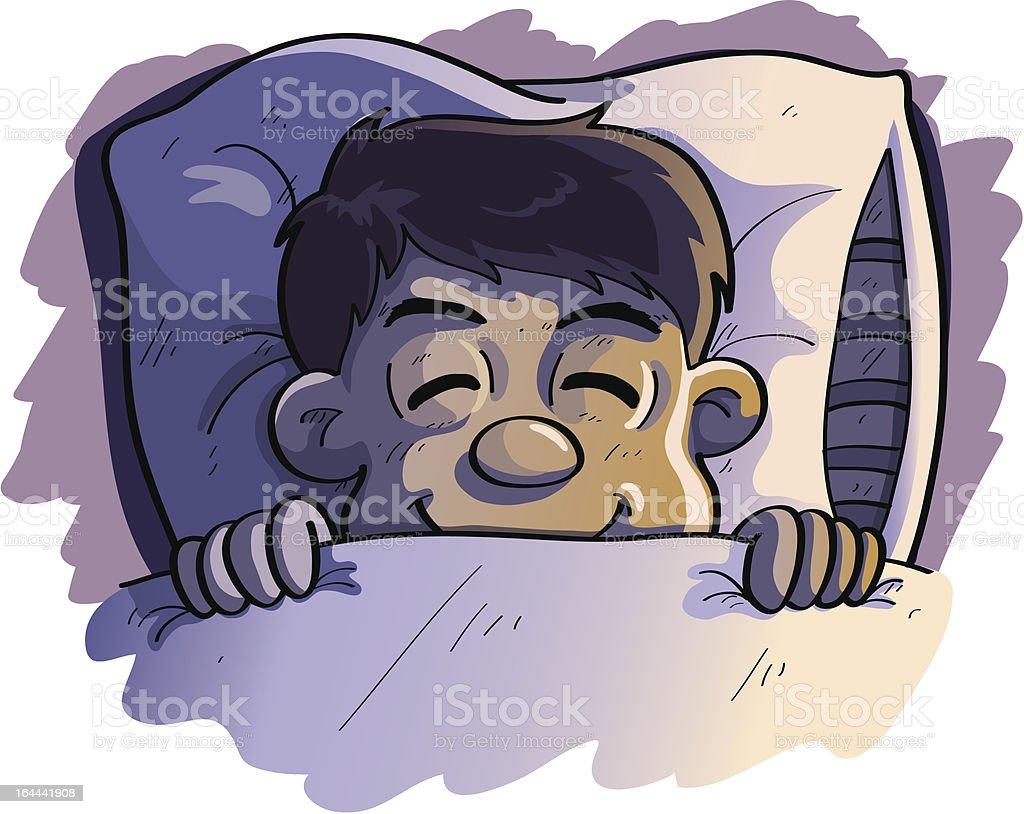 Sleep Tight royalty-free stock vector art