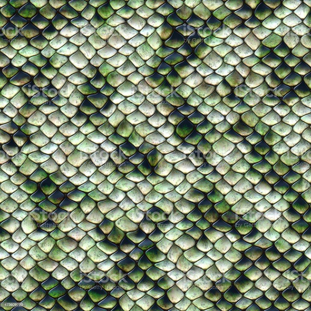 snake pattern, seamless tiling vector art illustration