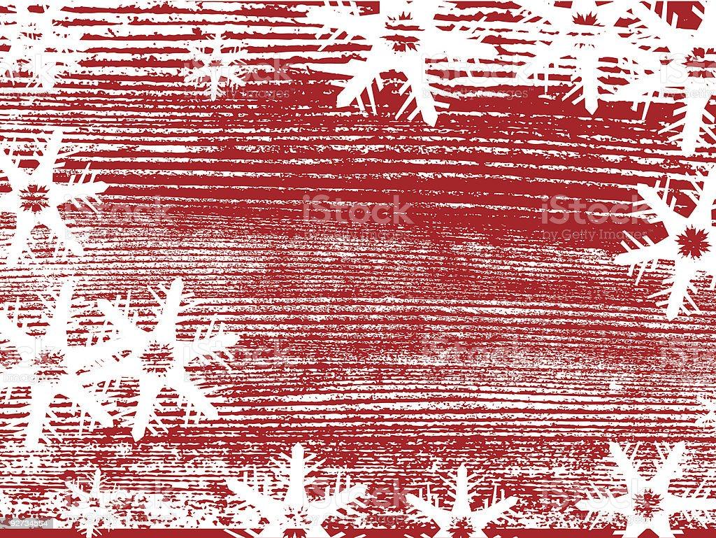 Snowflakes royalty-free stock vector art