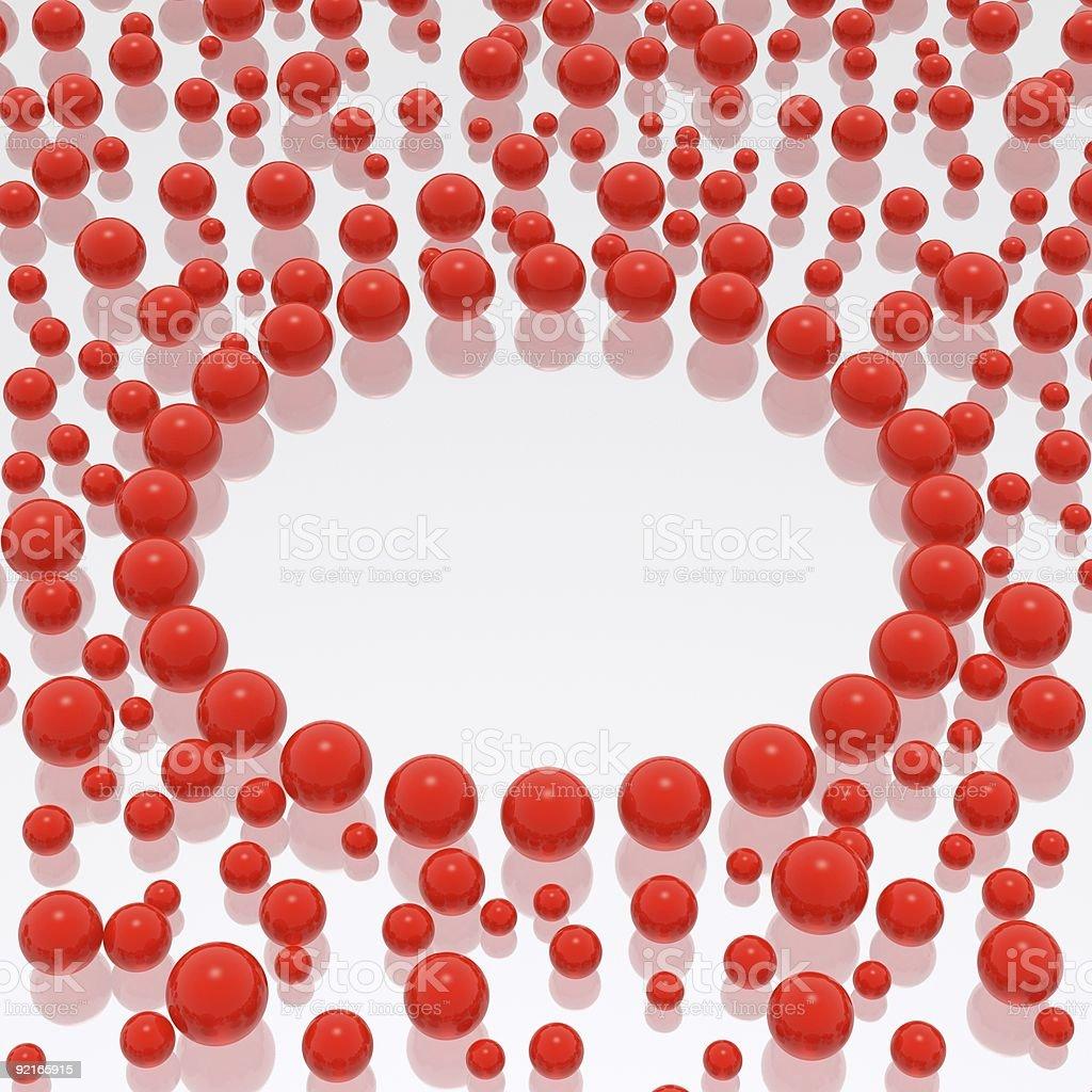 spheres background royalty-free stock vector art