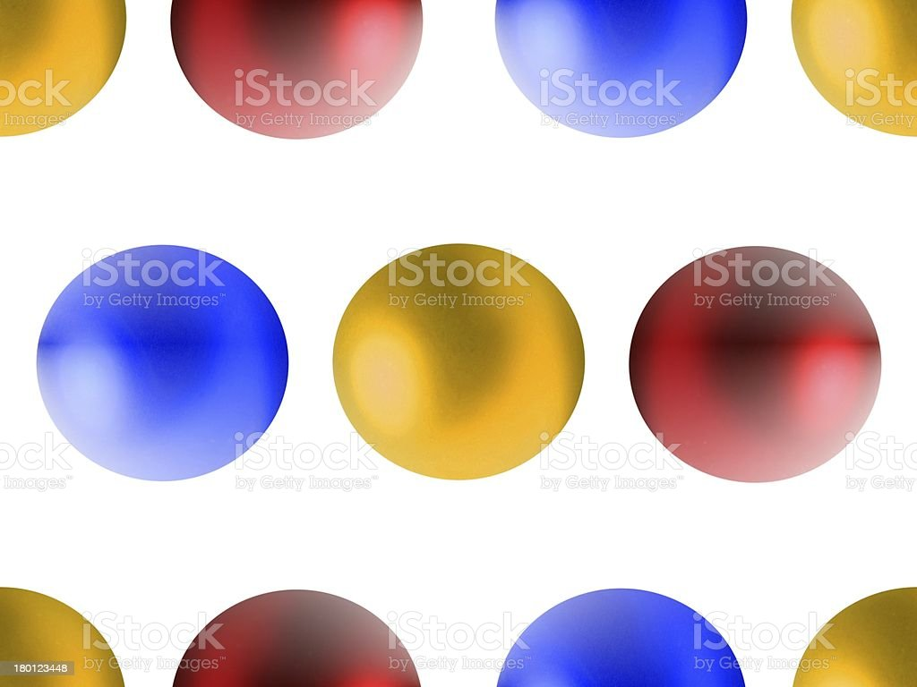 spheres vector art illustration