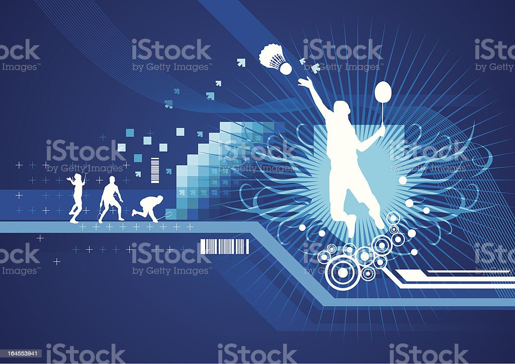 Sport abstract royalty-free stock vector art