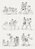 Sports disciplines of the Ancient Olympic Games